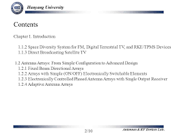 antenna arrays and automotive applications ppt video online download