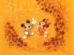 Cute Fall Wallpaper by Disney Fall Wallpaper Wallpapersafari