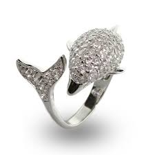 dolphin engagement ring dolphin wedding rings dolphin engagement and wedding rings