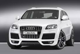 caractere 2010 audi q7 facelift above average rides pinterest