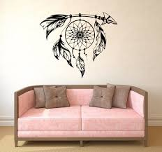 popular cool wall design buy cheap cool wall design lots from hot selling special wall stickers dream catcher art designed cool wall decals mural home amulet sign