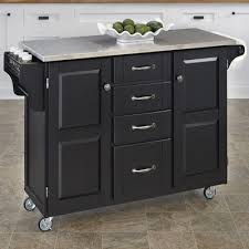 kitchen island cart stainless steel top buy create a cart kitchen island with stainless steel top base