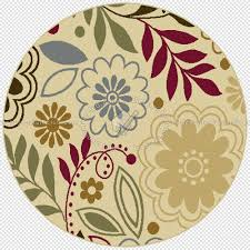 Rugs Round by Patterned Round Rug Texture 20003