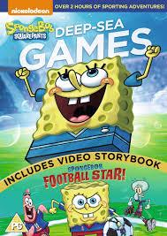 image spongebob deep sea games dvd jpg nickelodeon fandom