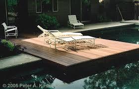 Patio Furniture San Fernando Valley by Modern Mangaris Pool Deck A Deck Builder For San Fernando Valley