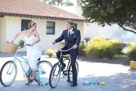 a whimsical casual wedding at cabrillo beach bath house in san