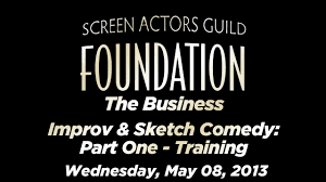the business improv u0026 sketch comedy part one training youtube