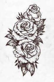 all gothic rose design ideas gothic black and white roses tattoo