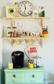 Kitchen Coffee Bar Ideas Best 25 Coffee Nook Ideas On Pinterest Coffee Area Tea Station