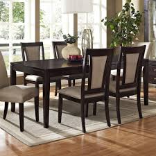 espresso dining room set tables ikea dining table farmhouse dining table on