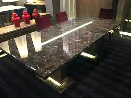 black marble dining table set light colored dining room furniture black marble dining table with