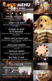 bakery orders u2014 babica hen cafe