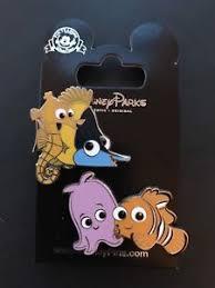 disney pin finding nemo friends ebay
