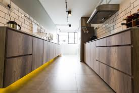 Laminate For Kitchen Cabinets Wooden Laminated Kitchen Cabinets Way To Add Natural Material