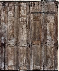 Wood Barn Doors by Old Wooden Barn Windows In Grenoble France Stock Photo Picture