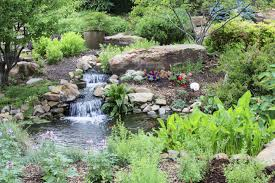Image Of Rock Garden Backyard Rock Garden Ideas