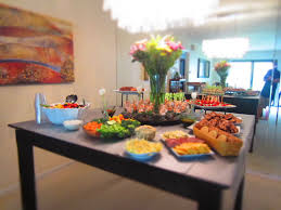 Gifts For Housewarming by Decor Housewarming Party Food Ideas Housewarming Decorations