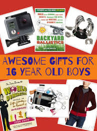 gift ideas for 16 year boys boys 16 year and year