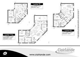plan de maison de plain pied avec 4 chambres plan de maison en u plain pied