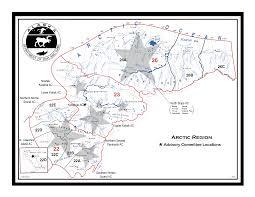 Kotzebue Alaska Map by Kotzebue Advisory Committee Alaska Department Of Fish And Game