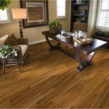 peru wooden vinyl plank flooring matched with wall with