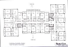 The O2 Floor Plan Rufi Prime View Floorplans Dubai Properties Dubai Freehold