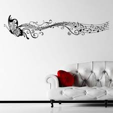 splendid wall decor diy musical note home music wall art amazon