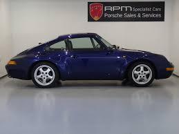 for sale porsche 993 c2 coupe manual rpm specialist cars