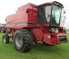 1989 Case Ih 1680 Combine Item A8706 Sold June 25 Ag Eq