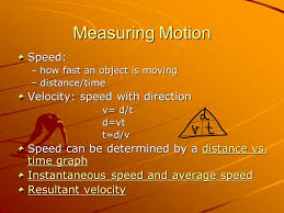 chapter 10 motion observing motion reference point stationary