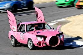 expensive pink cars the greatest 24 hours of lemons cars of all time roadkill