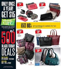 black friday handbags deals kohl u0027s black friday 2013 ad find the best kohl u0027s black friday