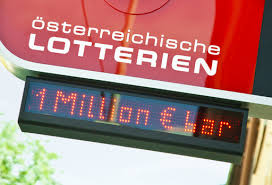 led display of the austrian lotteries