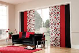 Sliding Panel Curtains Sliding Panel Curtains Canada Home Design Ideas