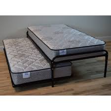 trundle bed provide additional bed in a single bedroom