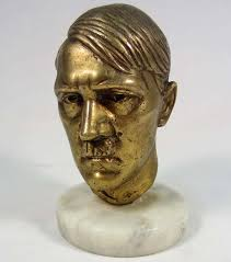 german adolf brass desk ornament