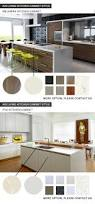 2017 north american standard modern kitchen cabinets with color