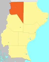 Buenos Aires Map Lago Buenos Aires Department Wikipedia