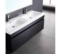 modern sinks and vanities double sink modern bathroom vanities bathroom light blue italian
