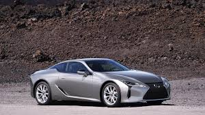 Driven 2017 Lexus Lc 500 And Lc 500h Autoevolution