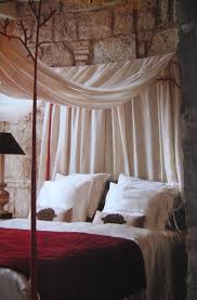 Wall Canopy Bed by Canopy Bed Gretha Scholtz