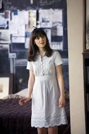 zooey deschanel new girl fashion wwzdw what would zooey deschanel s blue dress from 500 days of summer outfit details