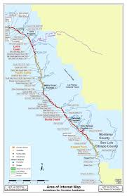 Big Sur Map Interactive Map South Coast Slides And Mile Markers Bigsurkate