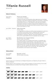 Sample Resume Of Sales Associate by Practicum Student Resume Samples Visualcv Resume Samples Database