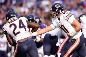 chicago bears 3 takeaways vs ravens in week 6
