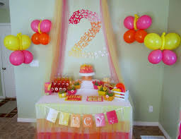 Birthday Party Decorations At Home Ideas Image Gallery HCPR - Birthday decorations at home ideas