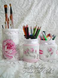 Desk Organization Diy Diy Shabby Chic Desk Organization Hometalk