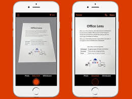 android office microsoft office lens document scanner app launched for android
