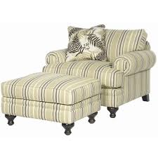 Paula Deen Furniture Sofa by Paula Deen By Craftmaster P709900 Rolled Arm Chair And Ottoman Set