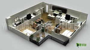 Floor Plans For Houses In India by 3d Floor Plan Design For Modern Home3d Plans Houses In India Small
